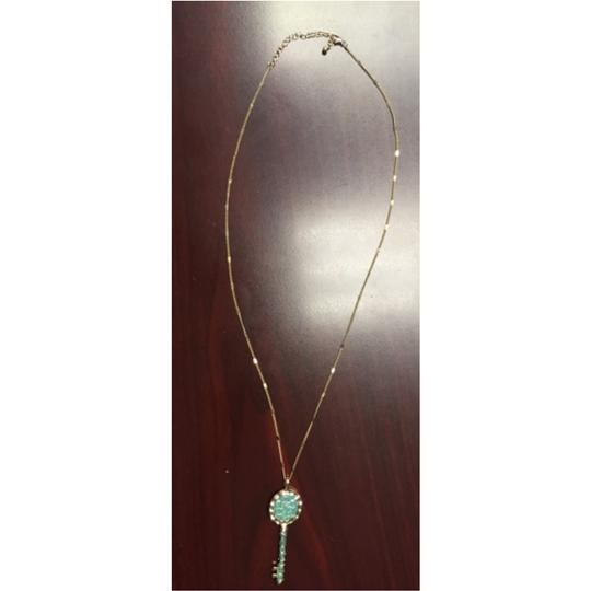 Other Gold Key Necklace