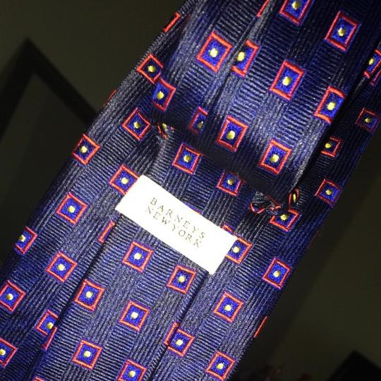 Barneys New York Barney's Men Medallion Necktie