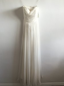 Badgley Mischka Bohemian Chic Better Than J.Crew Wedding Dress
