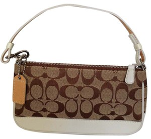 Coach Classic Leather Baguette