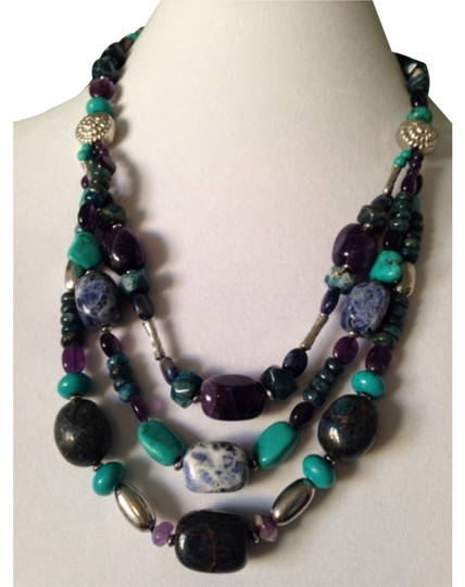 Other Embellished by Leecia Necklace Only! Matching Pieces Sold Seperately.