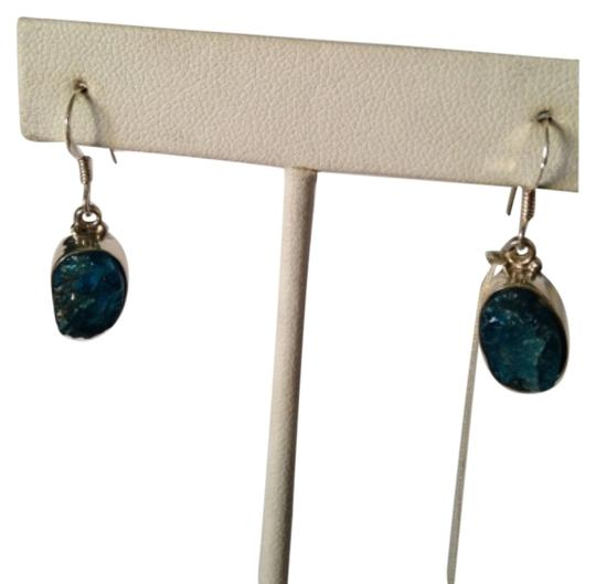 Preload https://img-static.tradesy.com/item/5070805/bluesilver-embellished-by-leecia-neon-apatite-rough-only-matching-pieces-sold-seperately-earrings-0-0-540-540.jpg