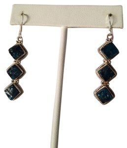 Embellished by Leecia Neon Apatite Earrings Only! Matching Pieces Sold Seperately.