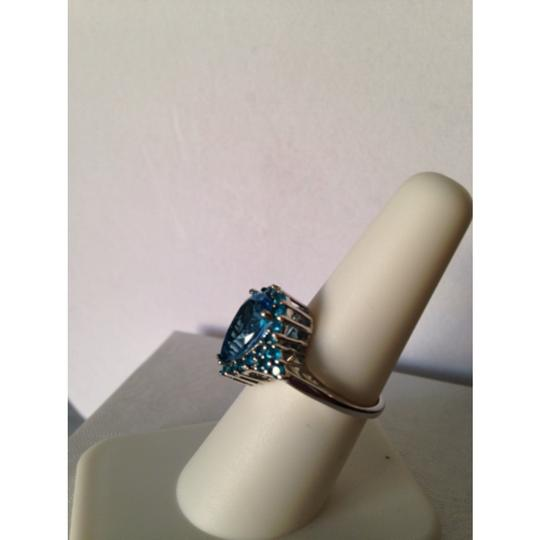 Other Embellished by Leecia Apatite/Topaz Ring, Size 7