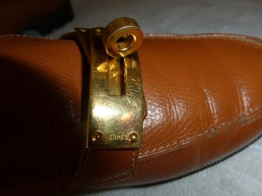Hermès brown leather Formal Image 1