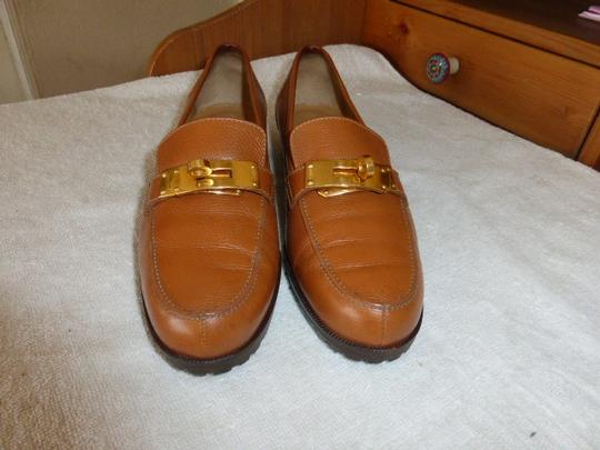 Hermès brown leather Formal Image 2