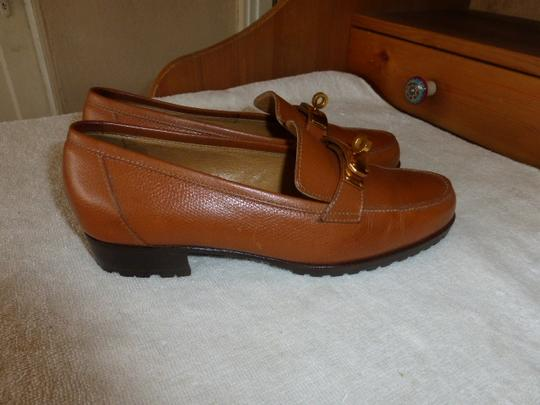 Hermès brown leather Formal Image 5