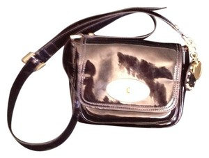 968033bfd6 Mulberry for Target Black Leather Cross Body Bag - Tradesy