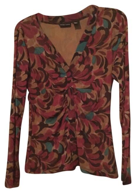 Preload https://item1.tradesy.com/images/new-york-and-company-blouse-size-8-m-5073340-0-0.jpg?width=400&height=650