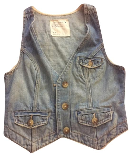 Preload https://item1.tradesy.com/images/american-eagle-outfitters-denim-vest-size-4-s-5073535-0-0.jpg?width=400&height=650