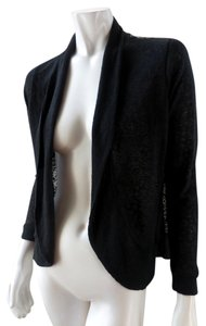 Olivia Sky Sweater Jacket Open Front Cardigan