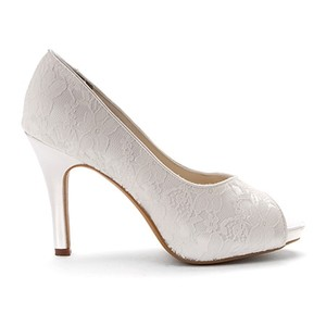 Touch Ups Lace Bridal Shoes By Touch Ups Stye Catalina Wedding Shoes