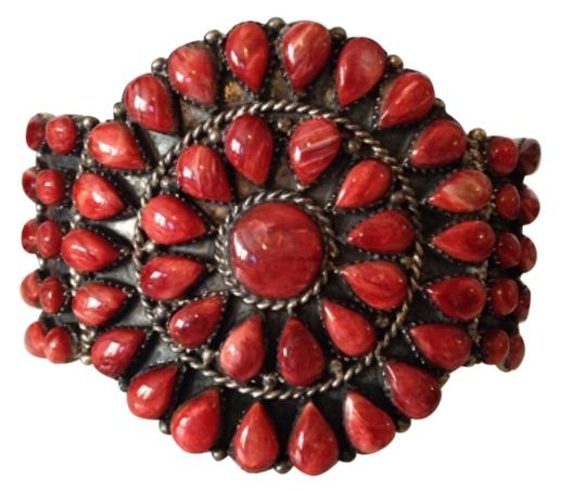 Preload https://img-static.tradesy.com/item/5073859/redsilver-embellished-by-leecia-cuff-only-matching-pieces-sold-seperately-bracelet-0-0-540-540.jpg