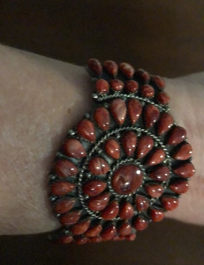 Other Embellished by Leecia Cuff Only! Matching Pieces Sold Seperately. Image 8