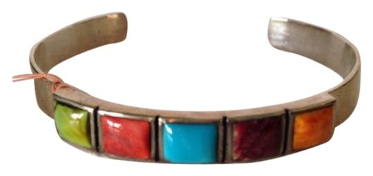 Preload https://item3.tradesy.com/images/multi-colorsilver-embellished-by-leecia-cuff-only-matching-pieces-sold-seperately-bracelet-5074192-0-0.jpg?width=440&height=440