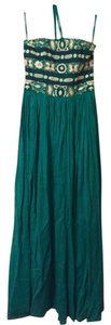 Green Maxi Dress by French Connection