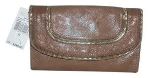 Michael Kors Brown ( Dark Dune ) Clutch
