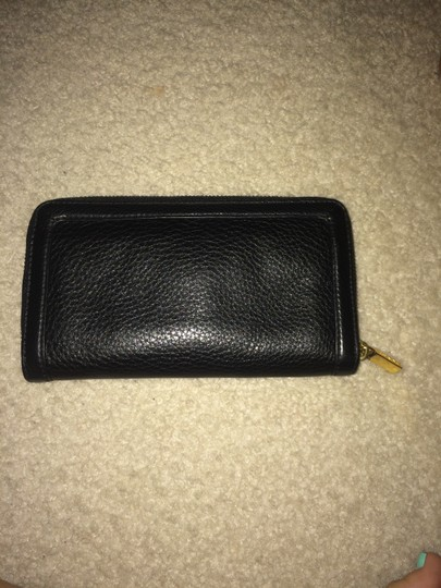 Tory Burch Leather Continental Wallet