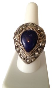 Other Embellished by Leecia Lapis Ring Only! Matching Pieces Sold Seperately.