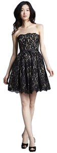 Robert Rodriguez Lace Target Neimenmarcus Vintage Homecoming Party Cocktaildress Designer Couture Dress