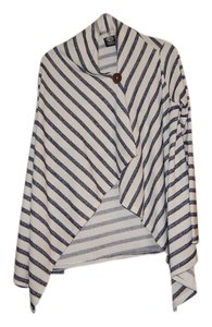 Bobeau Striped Sweater