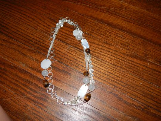 Other Long Beaded Wrap Necklace
