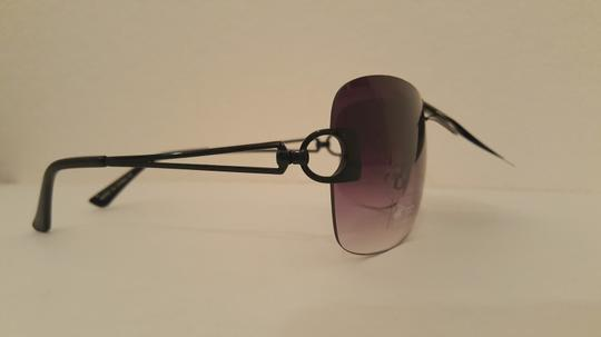 Beverly Hills Polo Club Black Ombre Sheild Unisex Sunglasses