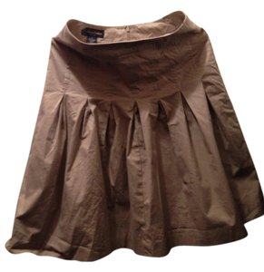 Brooks Brothers Skirt Khaki