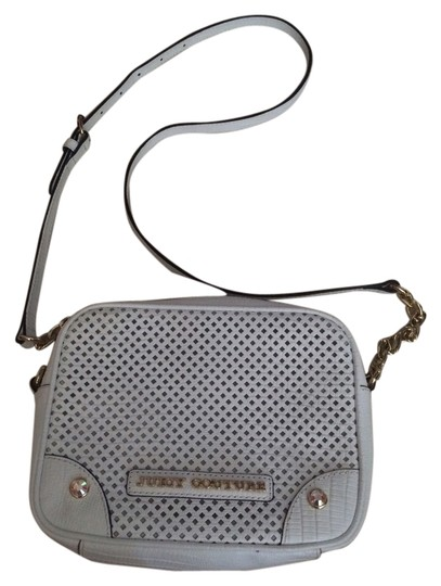 Preload https://item1.tradesy.com/images/juicy-couture-cross-body-white-leather-shoulder-bag-5076895-0-0.jpg?width=440&height=440