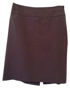 Banana Republic Skirt Heathers Brown