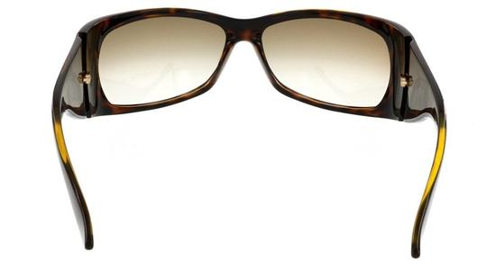 Gucci Gucci Rectangle Havana Sunglasses