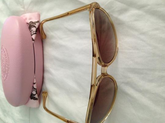 Juicy Couture Juicy Couture Bright/S 0FY9 Champagne Sunglasses