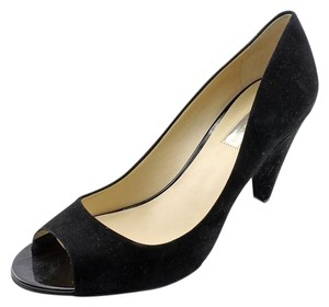 INC International Concepts Pumps Louboutin Black Wedges