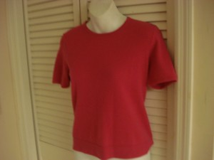 Saks Fifth Avenue 100% 2ply Cashmere Sweater