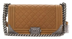 Chanel Black Lambskin Quilted Leather Classic Flap Mini Small Ghw Gold Hardware Camellia Flower Floral Cc Logo Evening Medium Shoulder Bag