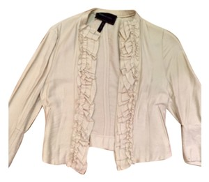 BCBGMAXAZRIA Cream Jacket