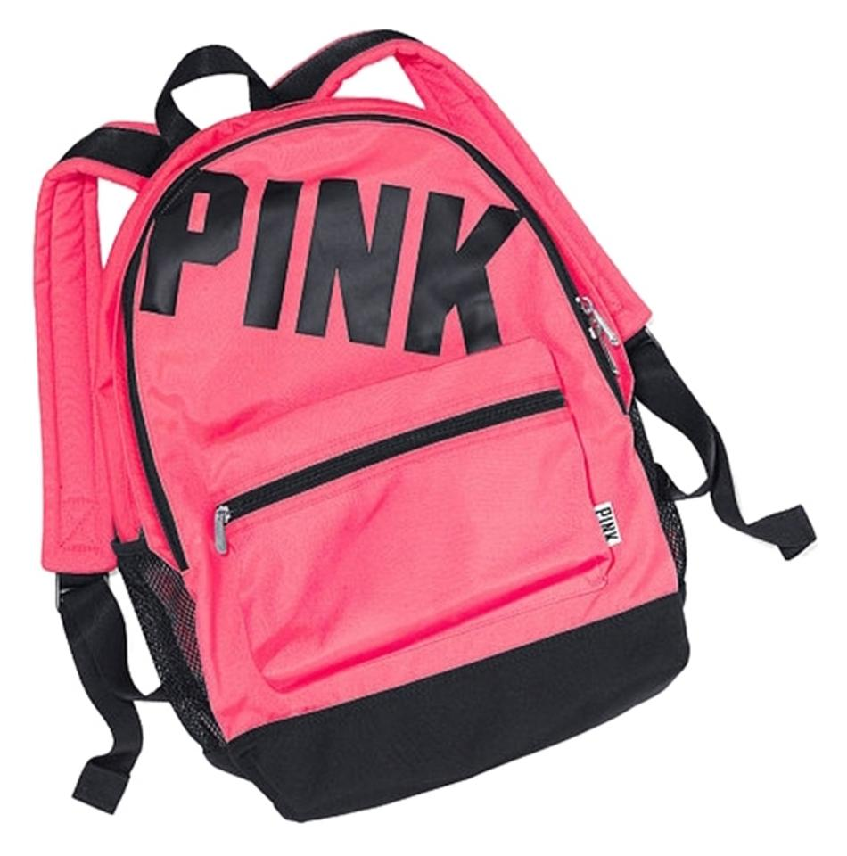 203a7bd1288 PINK Victoria s Secret Campus Rare Backpack - Tradesy