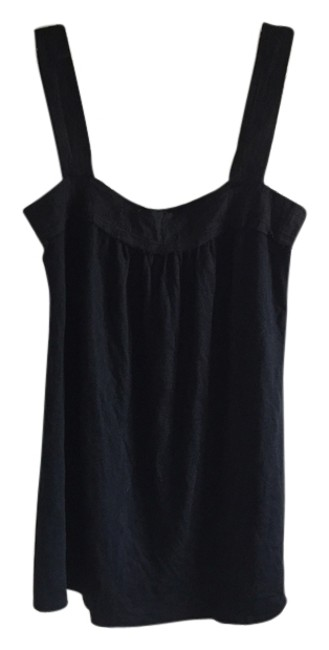 Preload https://item4.tradesy.com/images/anthropologie-black-tank-topcami-size-6-s-5078833-0-0.jpg?width=400&height=650