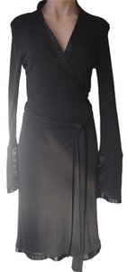 Diane von Furstenberg Wrap Cocktail Party Comfortable Elegant Dress