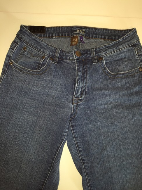 Jag Jeans Relaxed Fit Jeans-Light Wash Image 2