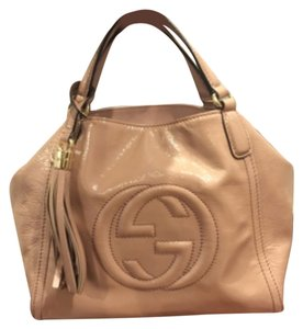 Gucci Satchel in Nude