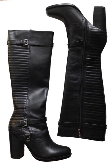 Preload https://item3.tradesy.com/images/french-connection-leather-black-boots-5080867-0-0.jpg?width=440&height=440