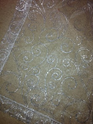 Glitter Table Overlays