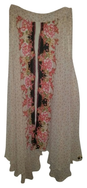 Free People Maxi Skirt Floral