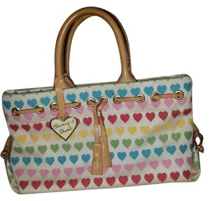 Dooney & Bourke Tote in Multicolor