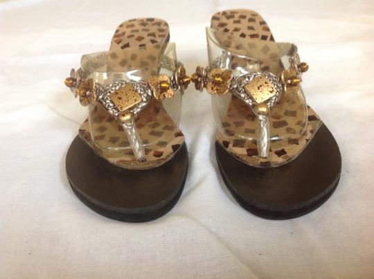 Other Multi Gold Sandals