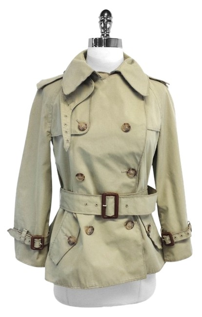 Preload https://item4.tradesy.com/images/dolce-and-gabbana-khaki-double-breasted-trench-coat-size-6-s-5082223-0-0.jpg?width=400&height=650