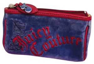 Juicy Couture Embroidered daily cosmetic bag