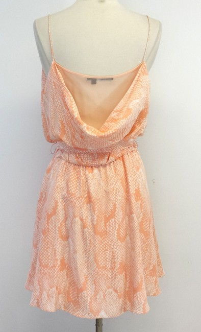 Jay Godfrey short dress Snakeskin Print Silk on Tradesy