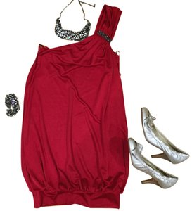 BCBGMAXAZRIA Party Formal Gem Dress